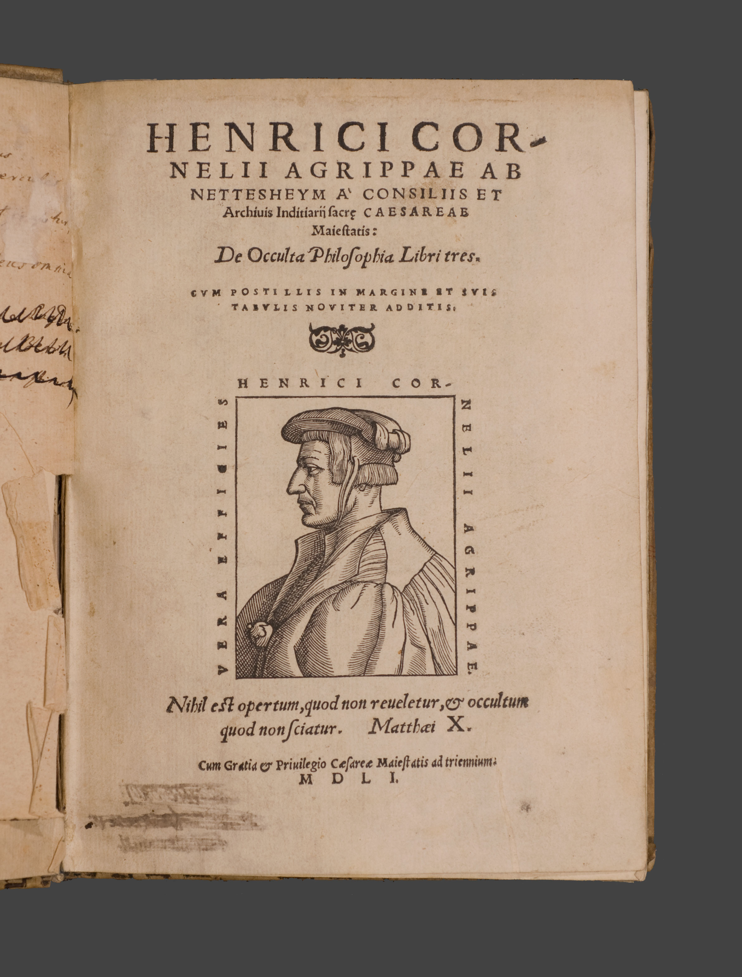 cambridge authors acirc marlowe doctor faustus and magic the title page of heinrich cornelius agrippa of nettesheim de occulta philosophia libri tres