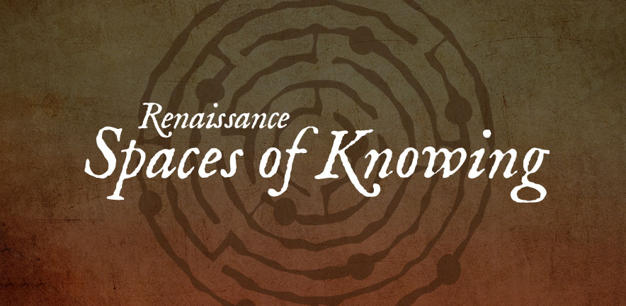 Crossroads - Spaces of Knowing Logo