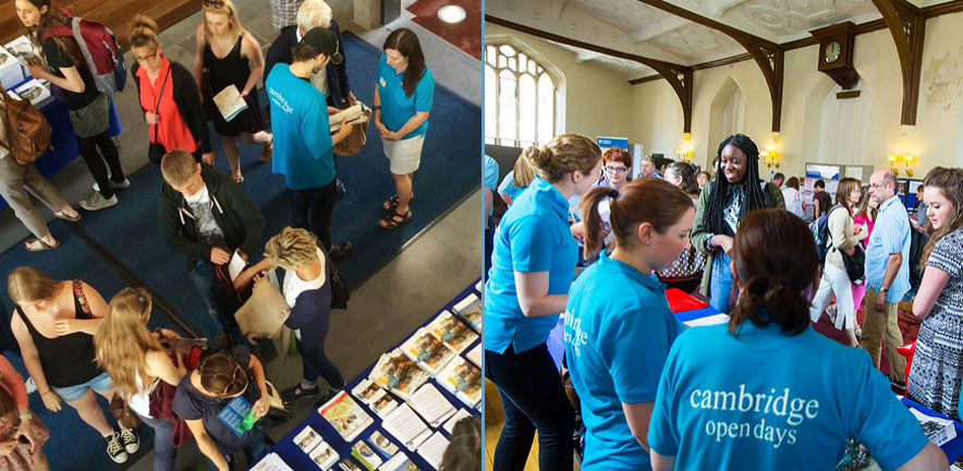 Cambridge Open Days: 6-7 July
