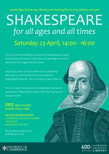 Shakespeare for all ages_poster