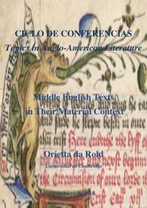 Image credit: University of Alicante http://dfing.ua.es/en/documentos/cartel-middle-englist-texts.pdf