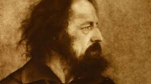 Image credit: Alfred Lord Tennyson, British Library https://www.bl.uk/people/alfred-lord-tennyson