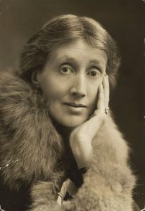 Image credit: Virginia Woolf, 1927 https://upload.wikimedia.org/wikipedia/commons/a/a6/Virginia_Woolf_1927.jpg
