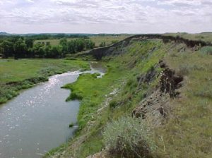Image credit: Cannonall River in North Dakota http://lastrealindians.com/wp-content/uploads/2016/02/ND_Cannonball_River.jpg