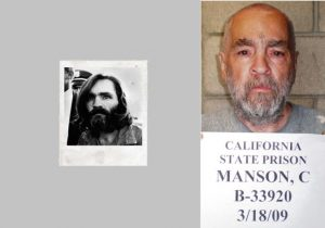 Image credit: Prisoner B33920, who was hospitalised this week, in the 1960s and the 2010s. ((L) Mitch Hell via Flicr; (R) California Department of Corrections and Rehabilitation via Getty Images) Read more at: https://inews.co.uk/opinion/stop-mythologising-charles-manson-wanted-beginning/